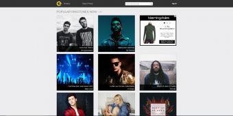 Screenshot of Cellsea website