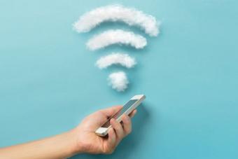 Wi-Fi and smartphone