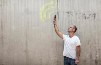 Homemade Cellular Phone Signal Boosters