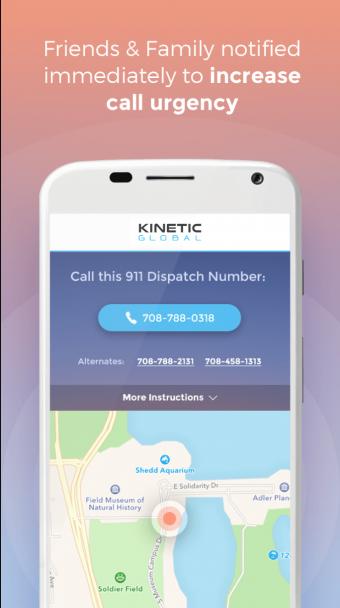 Kinetic Global formerly LifeLine Response