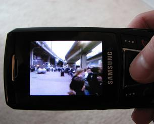 Video Programming on Cell Phones