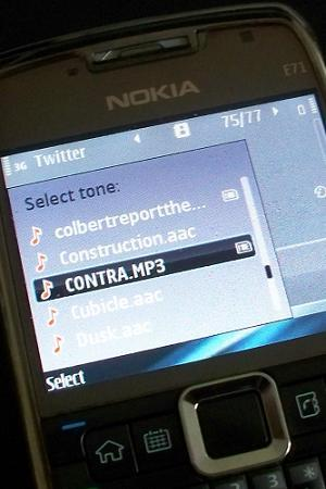 Make Your Own Nokia Ringtones