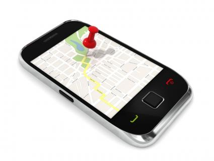 Pinpoint location with GPS