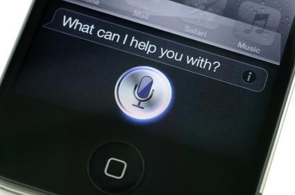 Apple iPhone 4S Siri