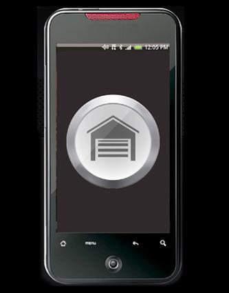 Garage door opener apps lovetoknow for App to open garage door