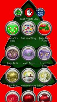 Screenshot of Christmas Ringtones by JRJ Unlimited