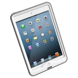 LifeProof nuud Case for iPad Mini - White/Gray (1405-02)