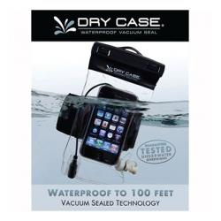 DryCASE Water-Proof Case for iPhone, iPod, Smartphones