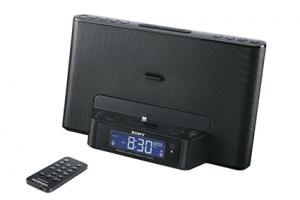 Sony iPod Dual Alarm Clock Dock