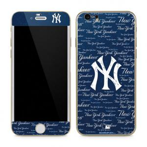 New York Yankees Cap Logo iPhone 6 Skin
