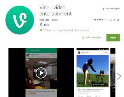 Vine App
