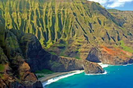 Honopu Beach Kauai