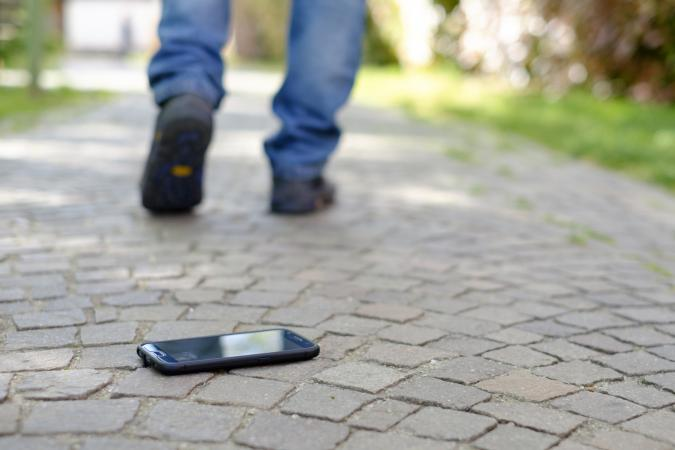 Using GPS to Locate a Lost Cell Phone