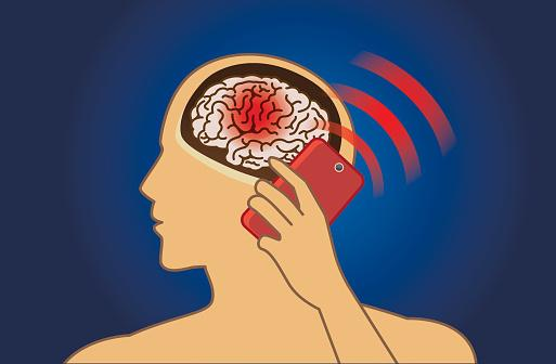 Brain Damage from using mobile phone
