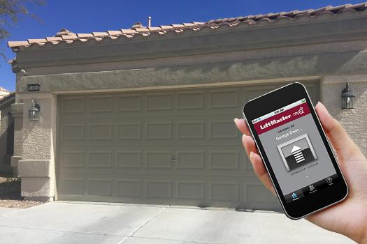 garage door and opener app
