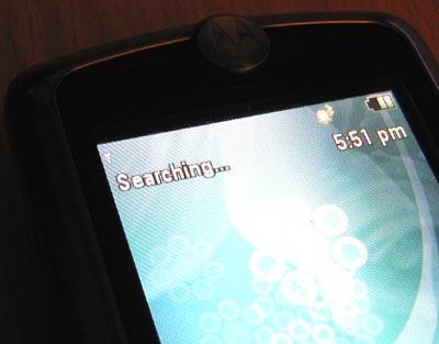Cell Phone Service Area Comparison
