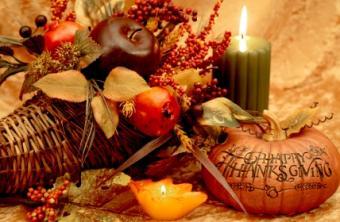 Invitation Wording for a Thanksgiving Fundraiser
