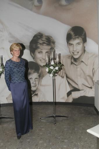 Princess Diana Charity Work