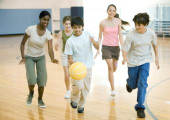 List of Physical Education Grants