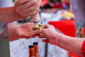 Chili cookoff contest