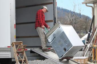Donate Appliances to Charity