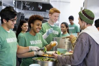 Examples of Volunteerism