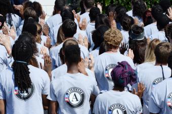 VISTA: Volunteers in Service to America