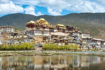 Songzanlin Temple - Ganden Sumtseling Monastery