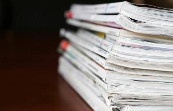 Where to Donate Magazines: 8 Places That Need them