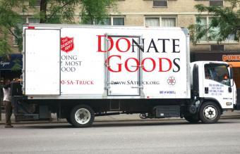 Salvation Army Truck