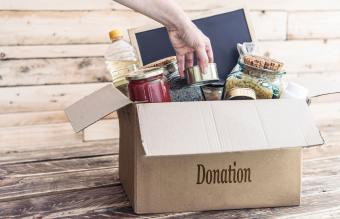 Guide to Giving Food Donations: Places & Practices