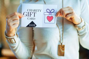 Charity Gift Cards: Making Your Gift Count