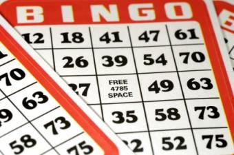 Ideas for a Church Holiday Bingo Fundraiser