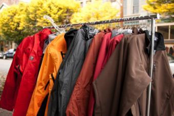 Clothing Donation Pick Up