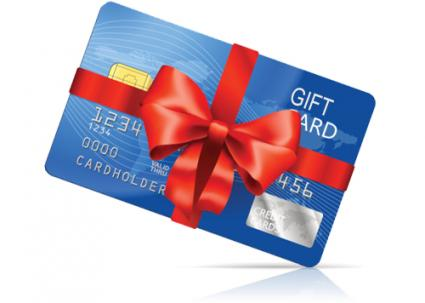 Gift Credit Card