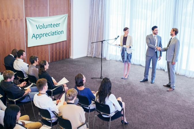 Volunteer Appreciation Speeches | LoveToKnow