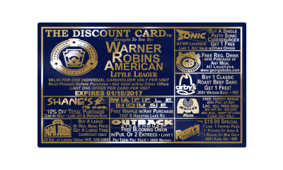 The Discount Card