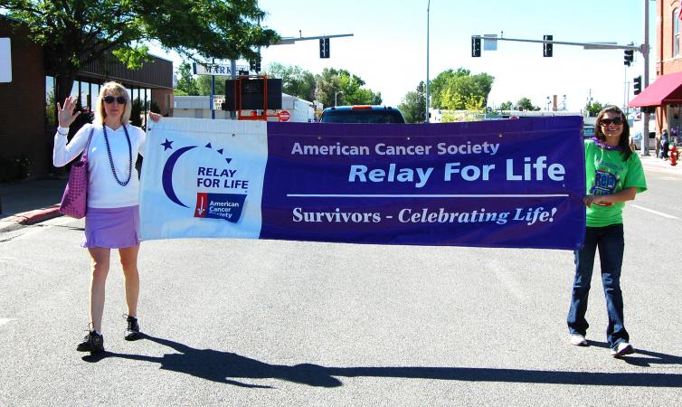 Relay for Life Parade
