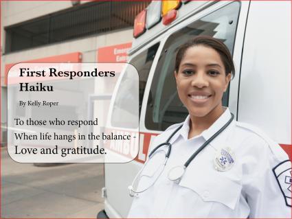 First responders haiku