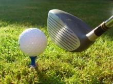 golf stroke