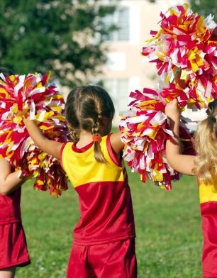 Poconos Cheerleading Camp