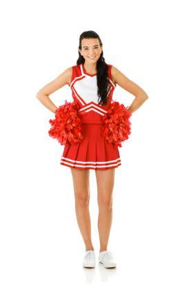 Cheerleading Motions