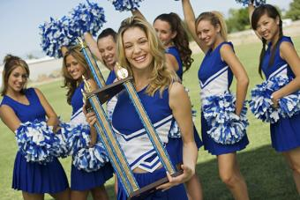 Cheerleading Competitions