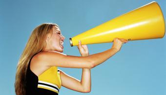 Popular Cheers for Cheerleading