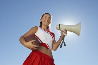 Words for Cheerleading Cheers