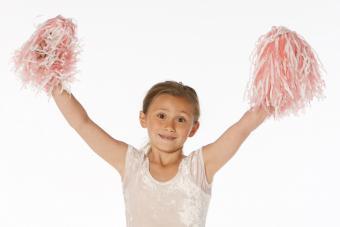 Cute Cheers and Chants for Kids Football Cheerleaders