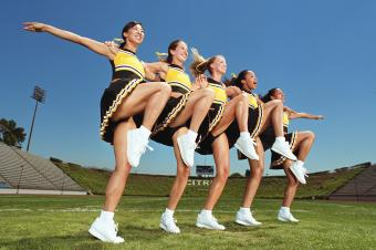 Good Songs for Cheerleaders of all Ages
