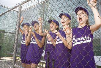 What Are Some Long Softball Cheers or Chants