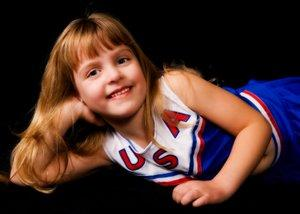 Cheerleading Photo