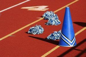 Cheerleading equipment